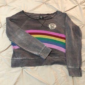 Cropped Billabong Sweatshirt